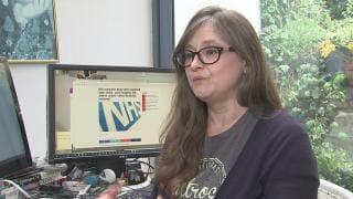 Technology writer Kate Bevan explains how ransomware works