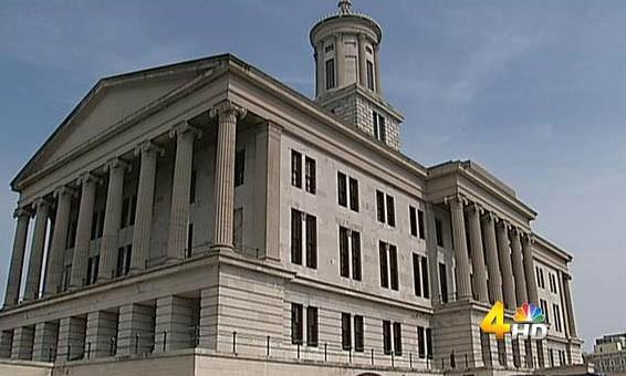 Tennessee State Capitol building (WSMV file photo)