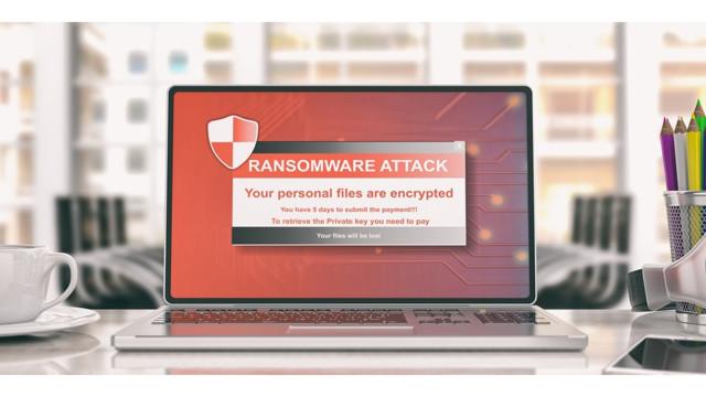bigstock Ransomware Alert On A Laptop S 191689006 597f928334855
