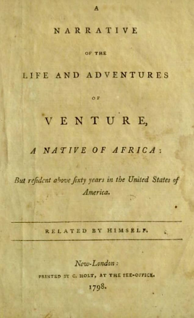 The title page of the book, with no pictures